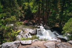 Yosemite park narodowy jest Stany Zjednoczone parkiem narodowym Fotografia Royalty Free
