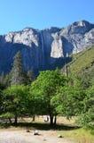 Yosemite park narodowy, Nevada w Północna Ameryka fotografia royalty free
