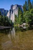 Yosemite portrait Stock Photos