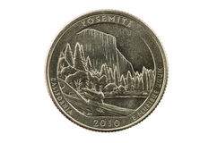 Yosemite Quarter Royalty Free Stock Images