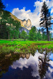 Yosemite Reflections Royalty Free Stock Image