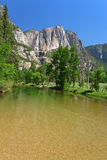 Yosemite river Stock Image