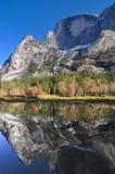 Yosemite river in Winter Royalty Free Stock Photo