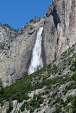 Yosemite's waterfall Royalty Free Stock Photo