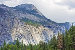 Yosemite Sierra Nevada Stock Image