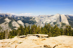 Yosemite and the Sierra Nevadas Stock Images