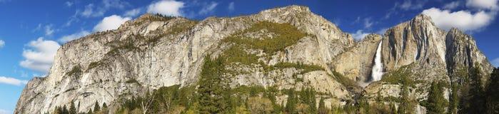 Yosemite spadki Zdjęcie Stock