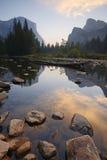 Yosemite sunrise Royalty Free Stock Photo