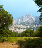 Yosemite-Tal Lizenzfreie Stockbilder
