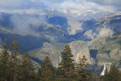 Yosemite-Tal Lizenzfreies Stockfoto