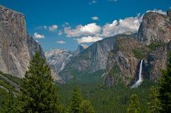 Yosemite-Tal im Juni Lizenzfreies Stockfoto