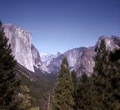 Yosemite-Tal Landschaft-Sommer stockfoto