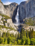 Yosemite-Tal, Nationalpark lizenzfreies stockbild