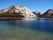 Yosemite at Tenaya lake Royalty Free Stock Photography