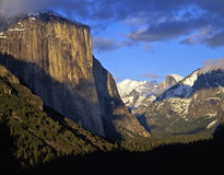 Yosemite Valley 1 Stock Photography
