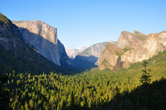 Yosemite Valley Royalty Free Stock Photos