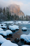 Yosemite Valley Royalty Free Stock Photography