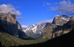 Yosemite Valley 2 Stock Photos