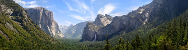 Yosemite Valley Stock Photography