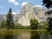 Yosemite Valley, California. Stock Photos