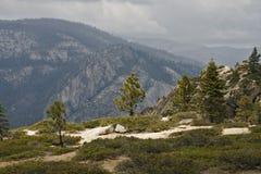 Yosemite Valley of California,USA Stock Image