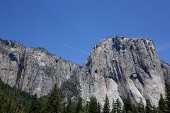 Yosemite Valley - California Royalty Free Stock Image