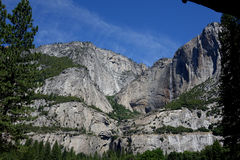 Yosemite Valley - California Royalty Free Stock Image