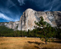 Yosemite Valley Royalty Free Stock Image