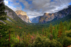 Yosemite Valley Royalty Free Stock Photography