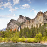 Yosemite Valley, National Park Stock Photography
