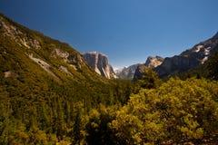 Yosemite valley Royalty Free Stock Photos