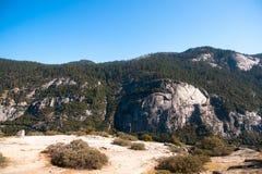 Yosemite Valley View Royalty Free Stock Image