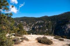 Yosemite Valley View Royalty Free Stock Photo