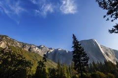 Yosemite valley, Yosemite national park, California, usa royalty free stock photography
