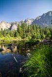 Yosemite Vally stock fotografie