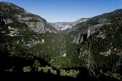Yosemite Vally Obrazy Royalty Free