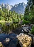 Yosemite Vally Stock Photo