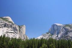 Yosemite, Vereinigte Staaten Stockfotografie