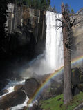 Yosemite-Wasserfall Stockfotos
