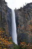 Yosemite Waterfall Stock Photography