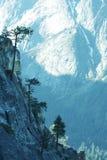 Yosemitebergen Stock Afbeeldingen