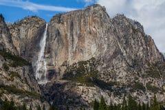 Yosemitedalingen Stock Afbeeldingen