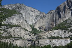 Yosemitevallei - Californië Stock Fotografie