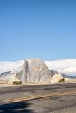 Yosemitevallei van het uitzichtpunt van het Gletsjerpunt Royalty-vrije Stock Afbeelding