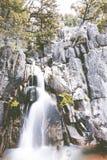 Yosemitewaterval royalty-vrije stock foto's