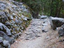 Yosemitie Στοκ Φωτογραφία