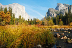 Yosemity National park. Royalty Free Stock Images