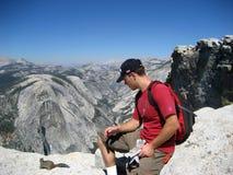Yosemity View Royalty Free Stock Photos