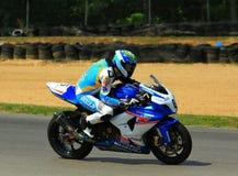 Yoshimura Suzuki Factory Racing Royalty Free Stock Photos