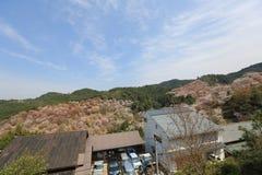 Yoshino над Японией 1000 Стоковые Изображения RF